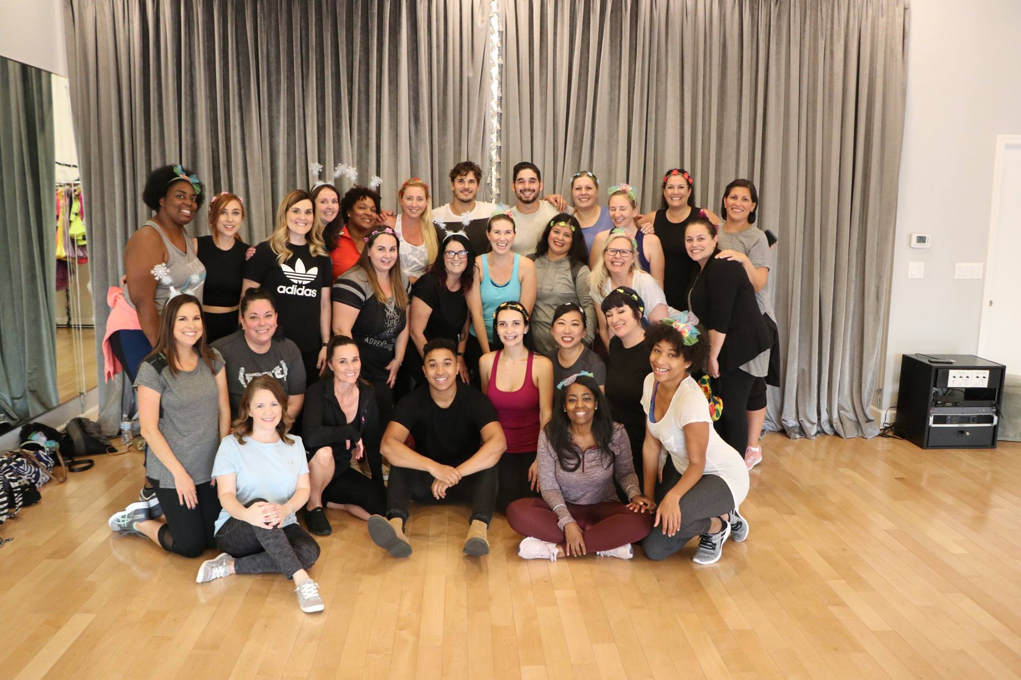 photo with Dancing With The Stars Pros