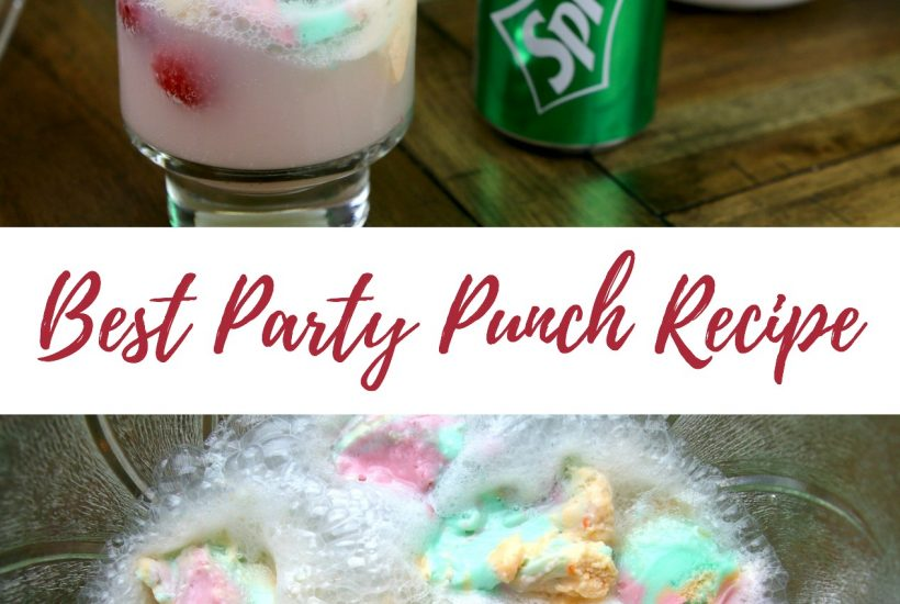 Best Party Punch Recipe