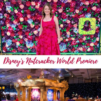 I Attended Disney's The Nutcracker World Premiere + Red Carpet Party