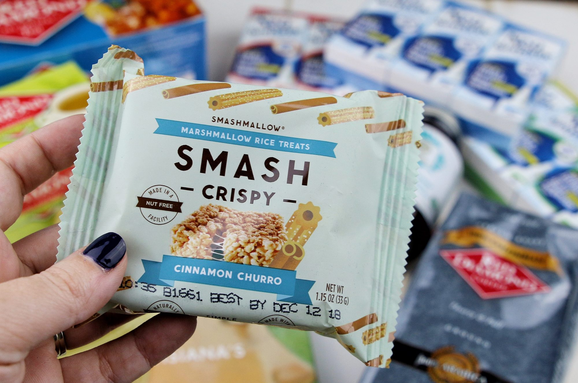 Smash Crispy