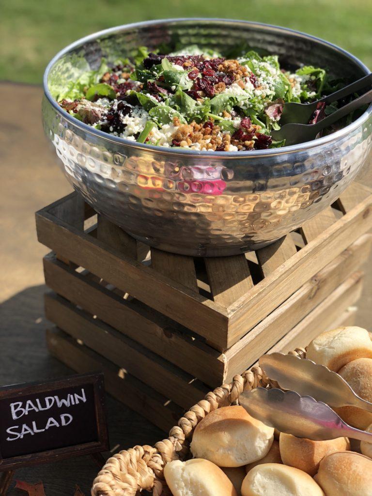 Thanksgiving Cranberry Salad