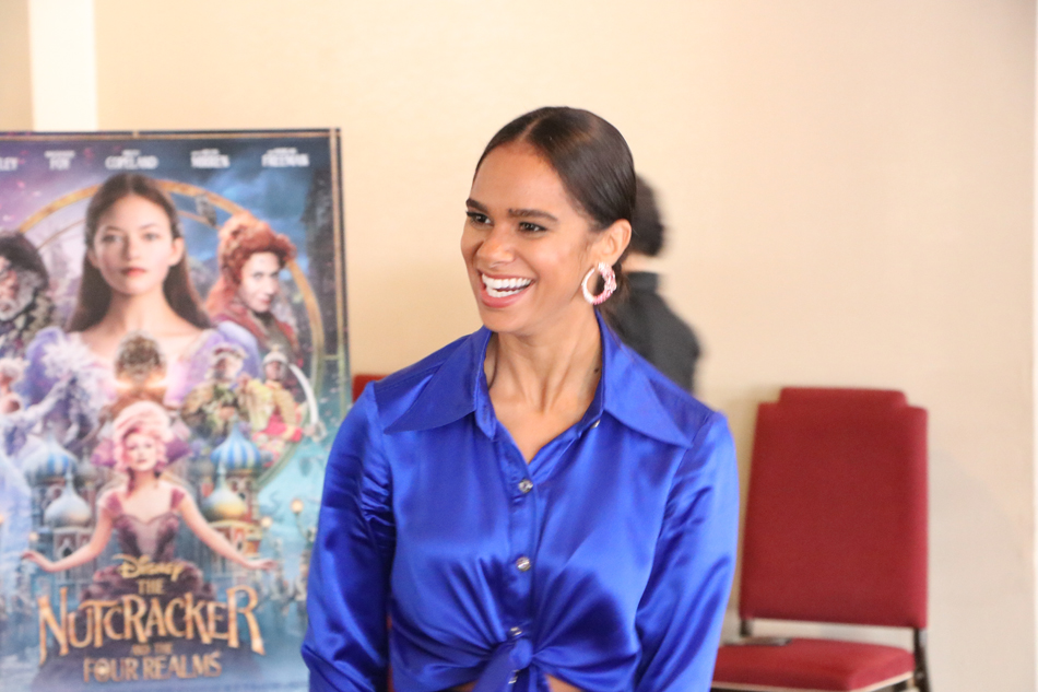 Misty Copeland interview