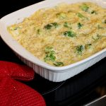 Broccoli Macaroni and Cheese Dish