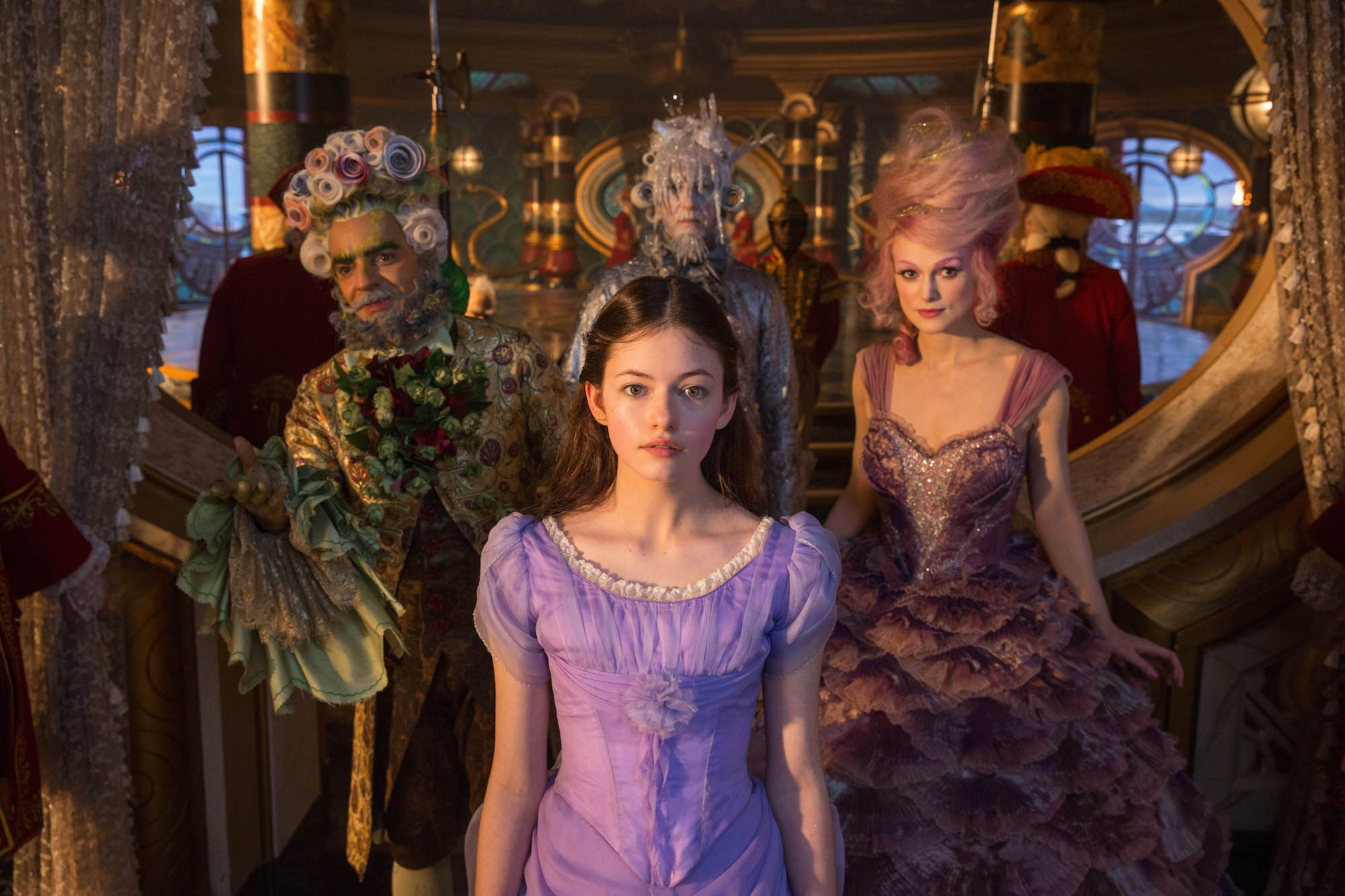 Disney's Nutcracker Movie Review