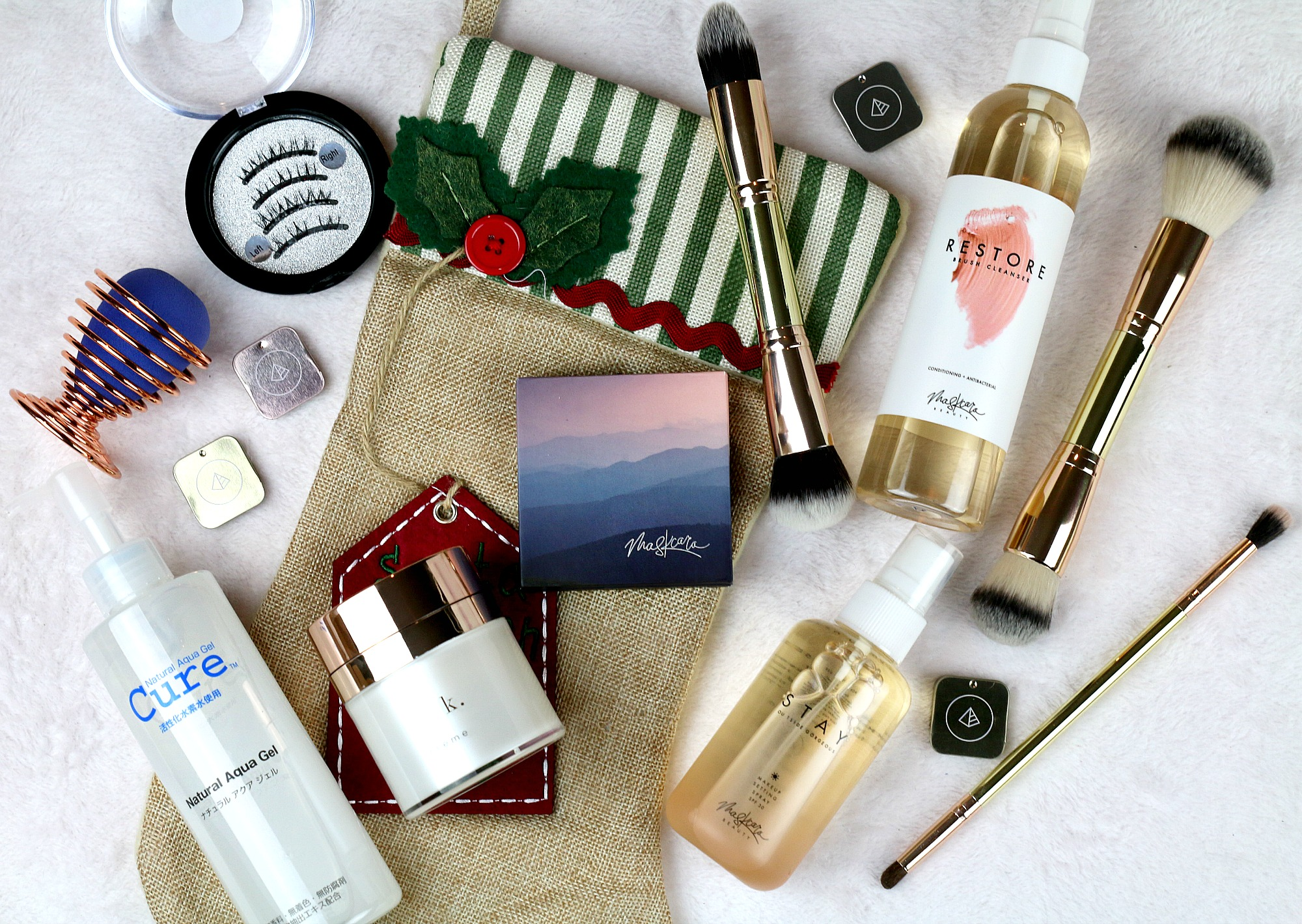 stocking stuffers for beauty lovers