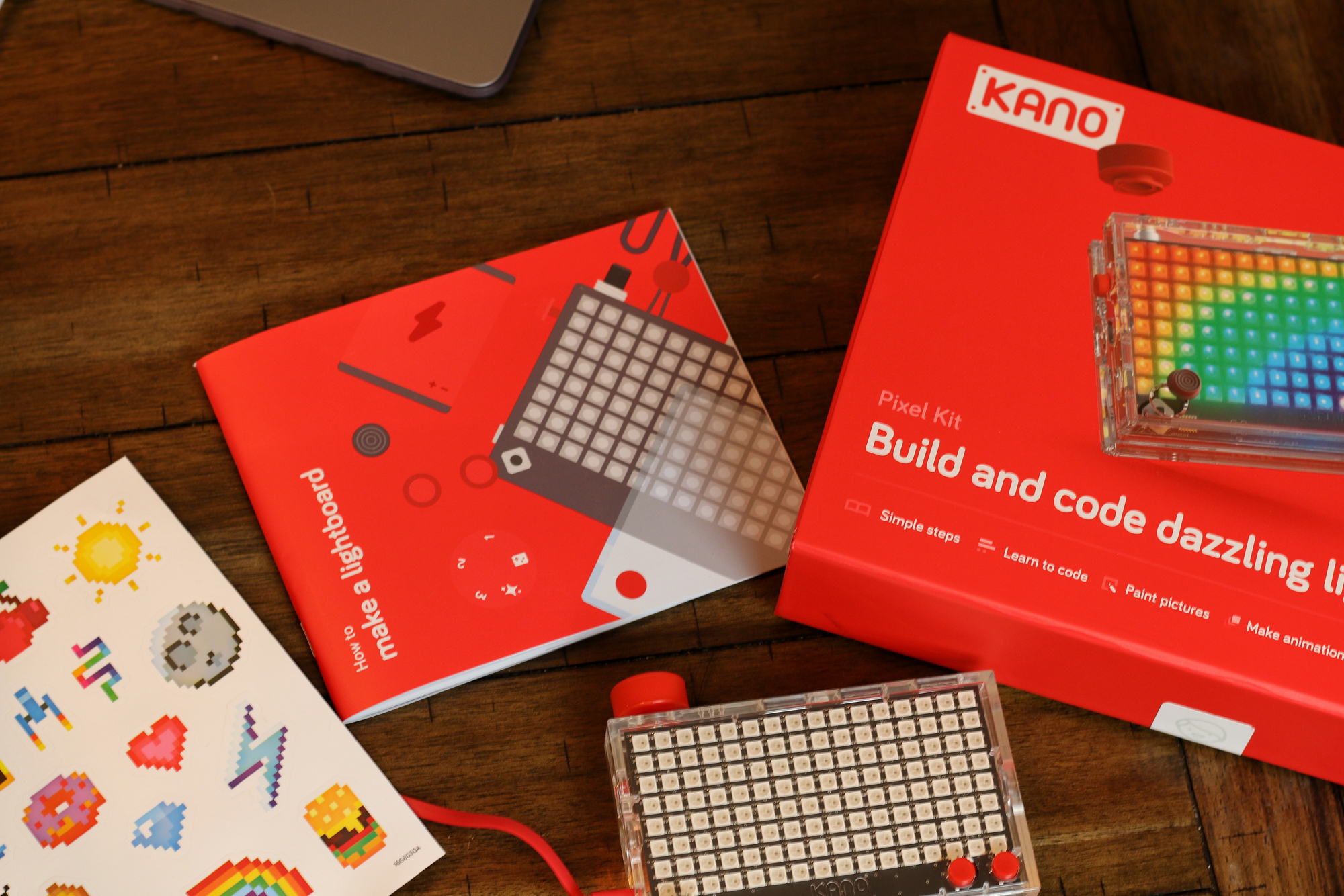 Kano The Pixel Kit for kids