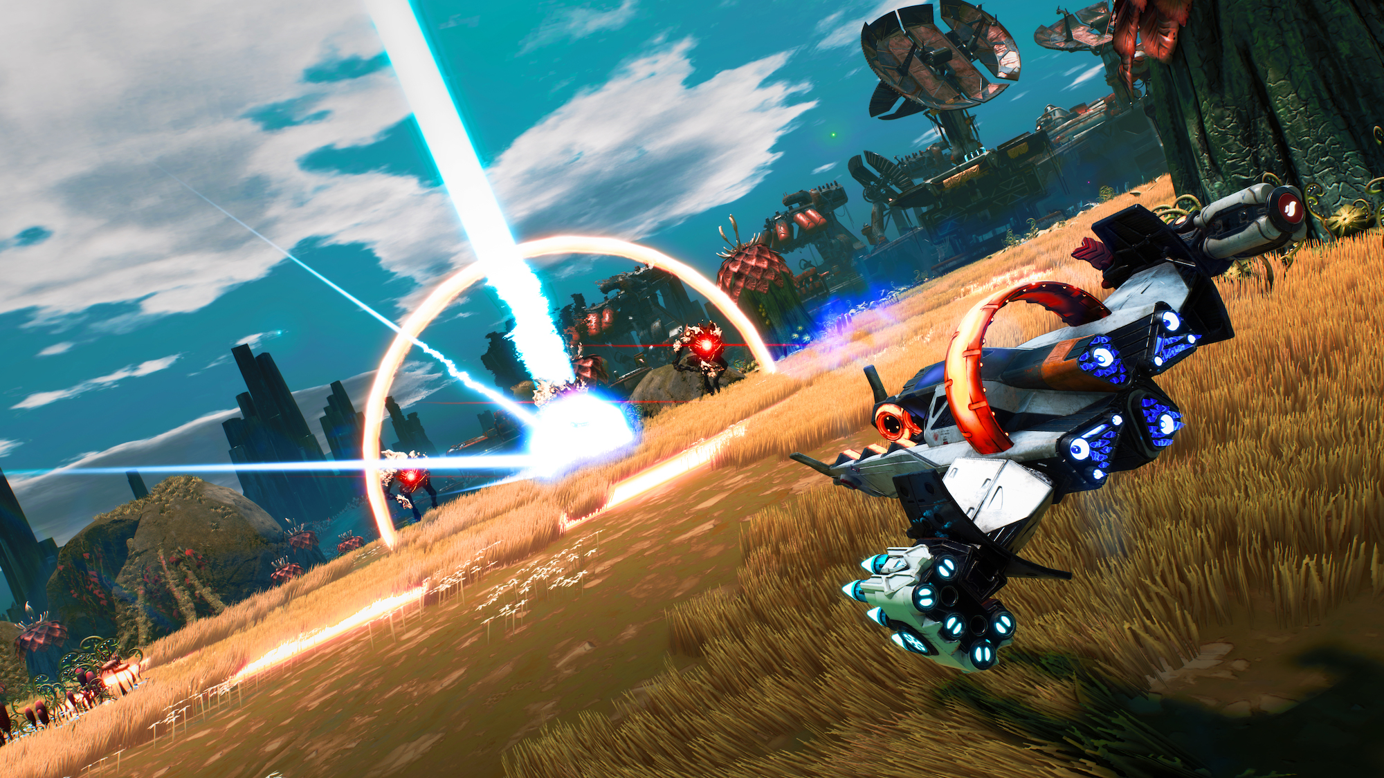 Starlink: Battle for Atlas game play