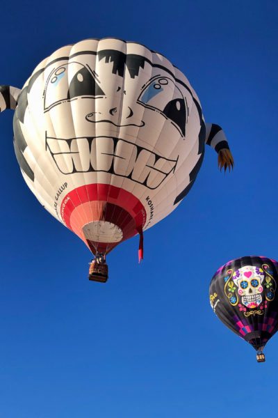 hot air balloon ride in gallup new mexico