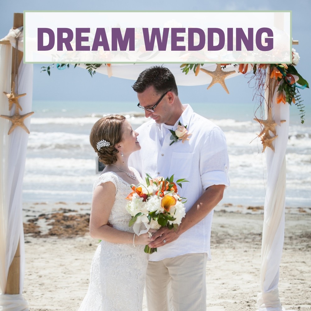 planning a destination beach wedding