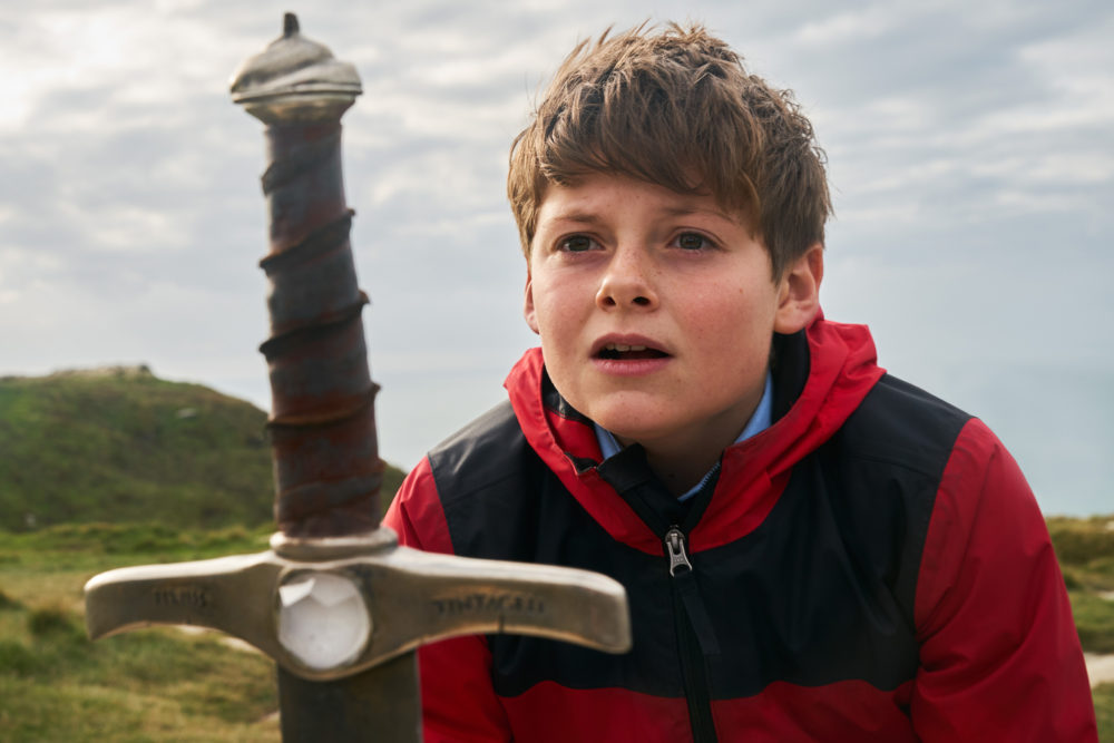 The Kid Who Would Be King Movie Still