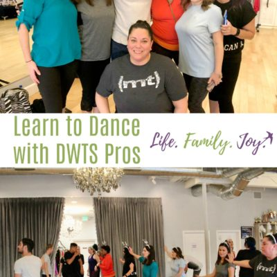 Learn to Dance with Dancing With The Stars Pros