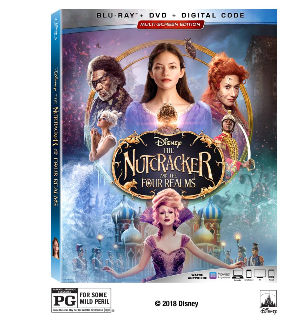 Disney's The Nutcracker on Bluray