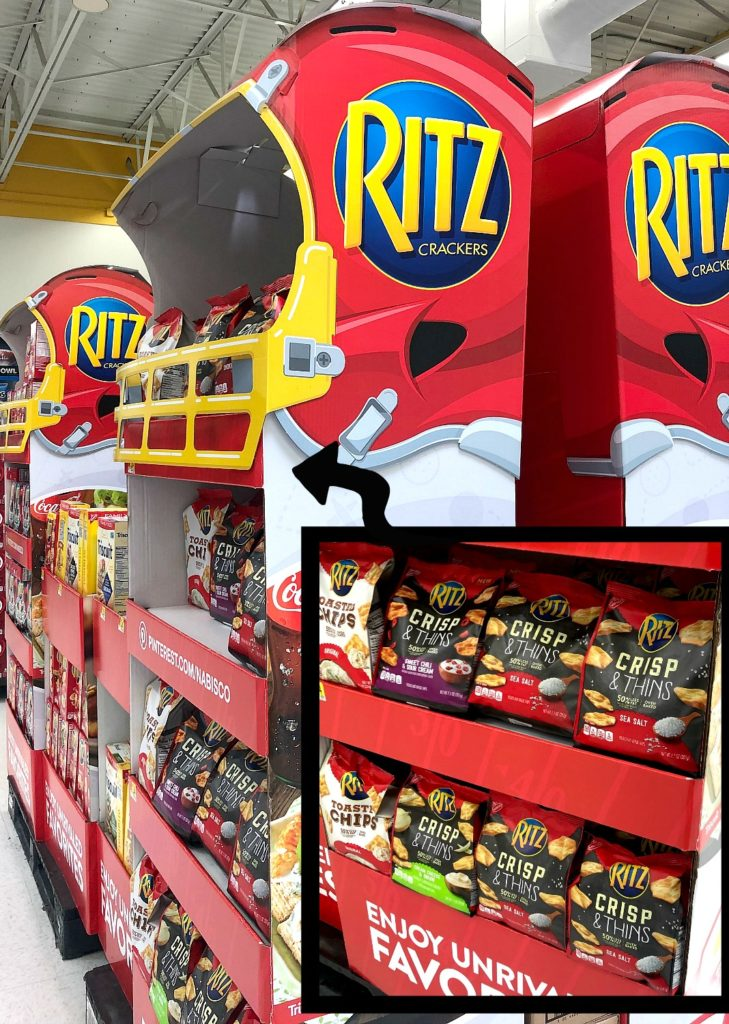 Ritz in store photo