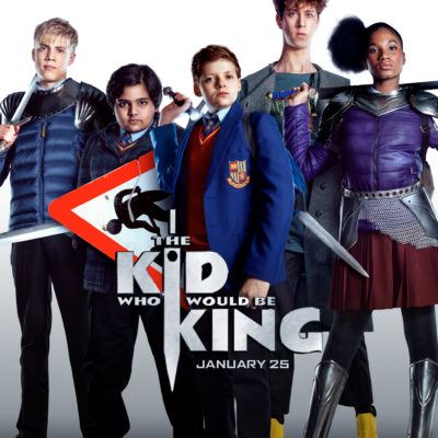 The Kid Who Would Be King Hits Theaters January 25th