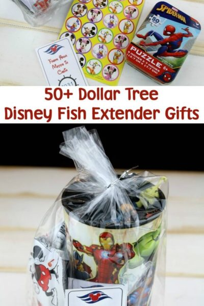 50 Dollar Tree Disney Fish Extender Gifts-2