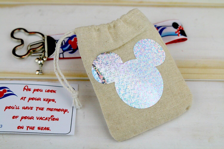 DIY Mickey Bags