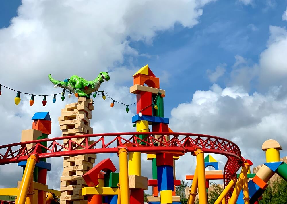 Hollywood Studios Toy Story Land