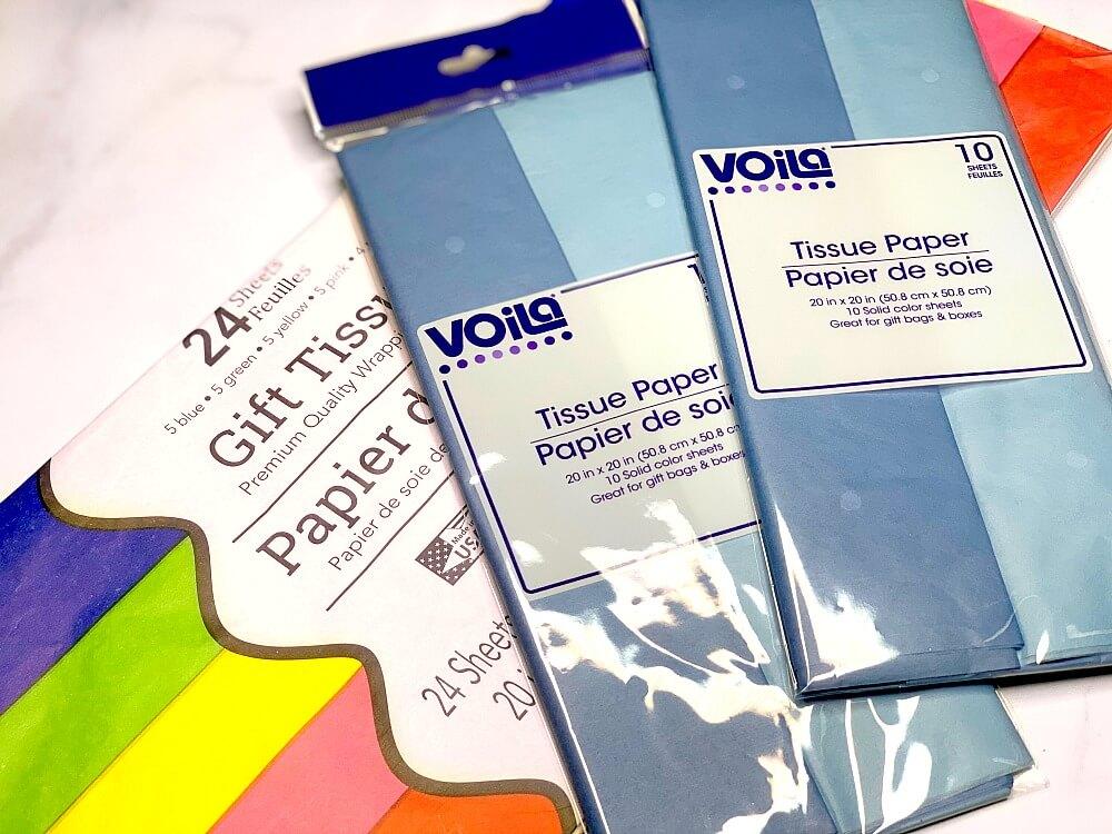 tissue paper for pinata