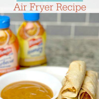 Air Fryer Taquitos Recipe