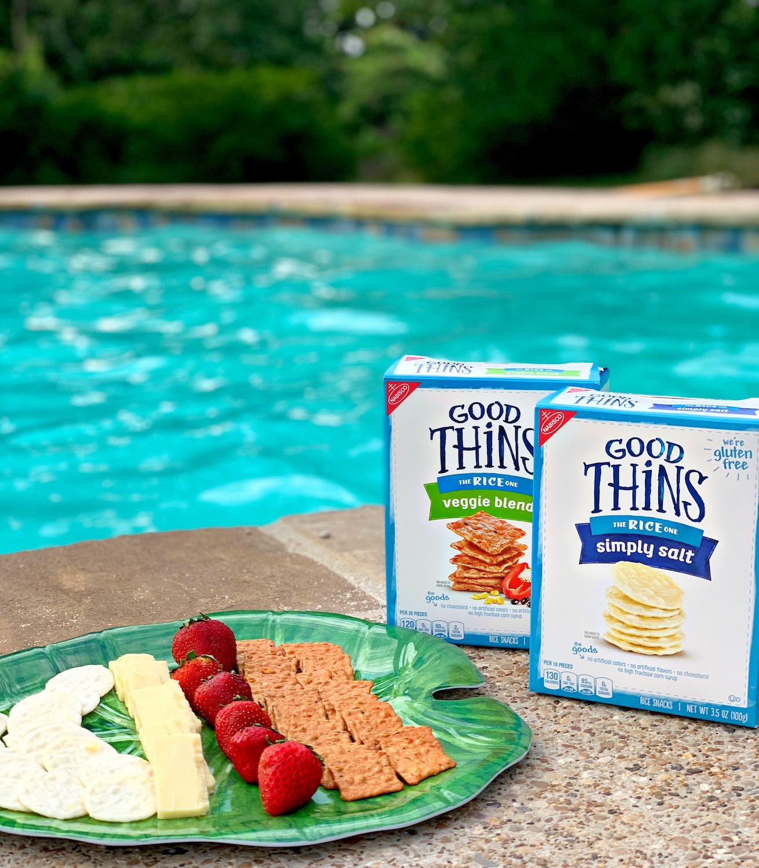 best poolside snacks