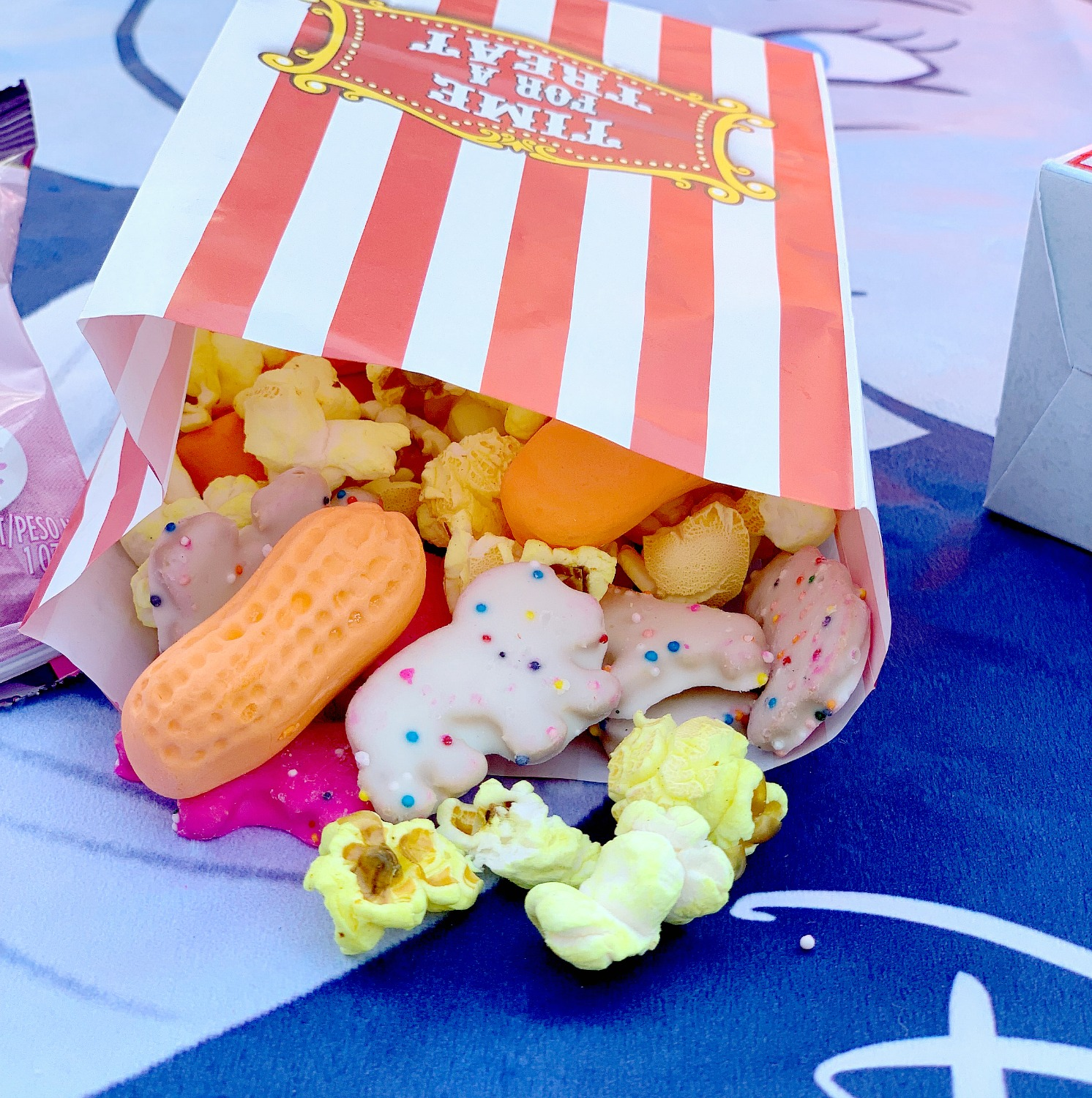 Dumbo Movie Snacks