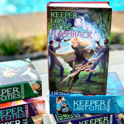 Summer Series Read-Along for Tweens