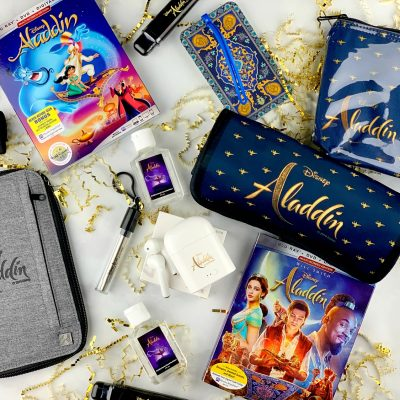 Free Aladdin Printable Activity Sheets