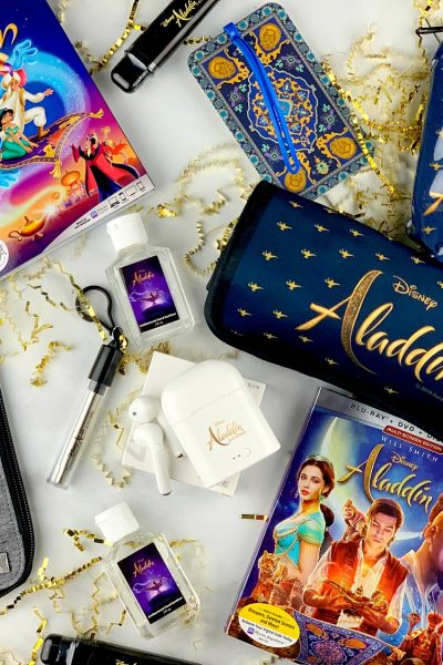 Aladdin Travel Gift Pack