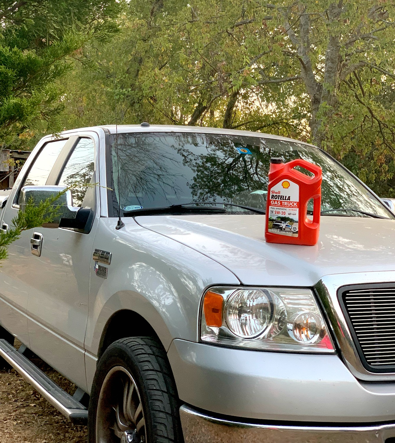 Best oil for a truck