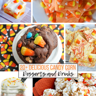 The BEST Candy Corn Recipes