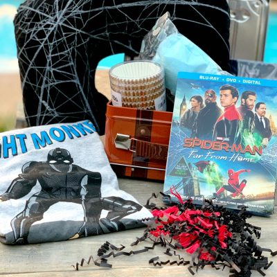 Spider-Man: Far From Home Science Experiments