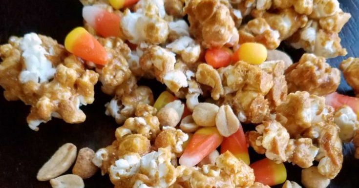 Hillbilly Hash Popcorn