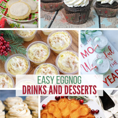 Easy Eggnog Recipes