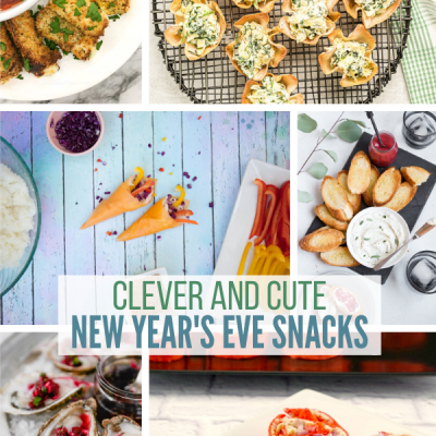 Simple New Year's Eve Party Snacks