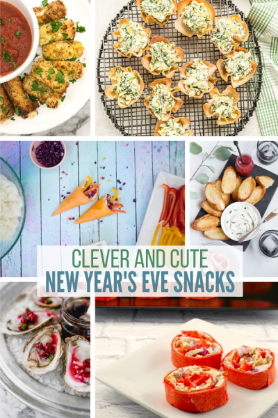 New Year's Eve Snacks