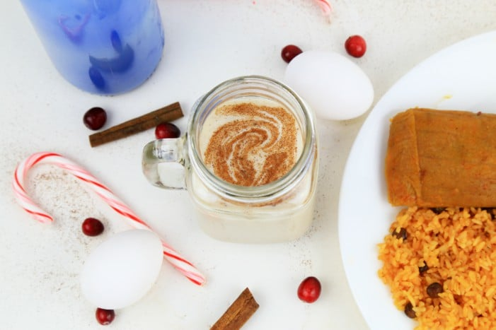 Puerto Rican Eggnog Recipe