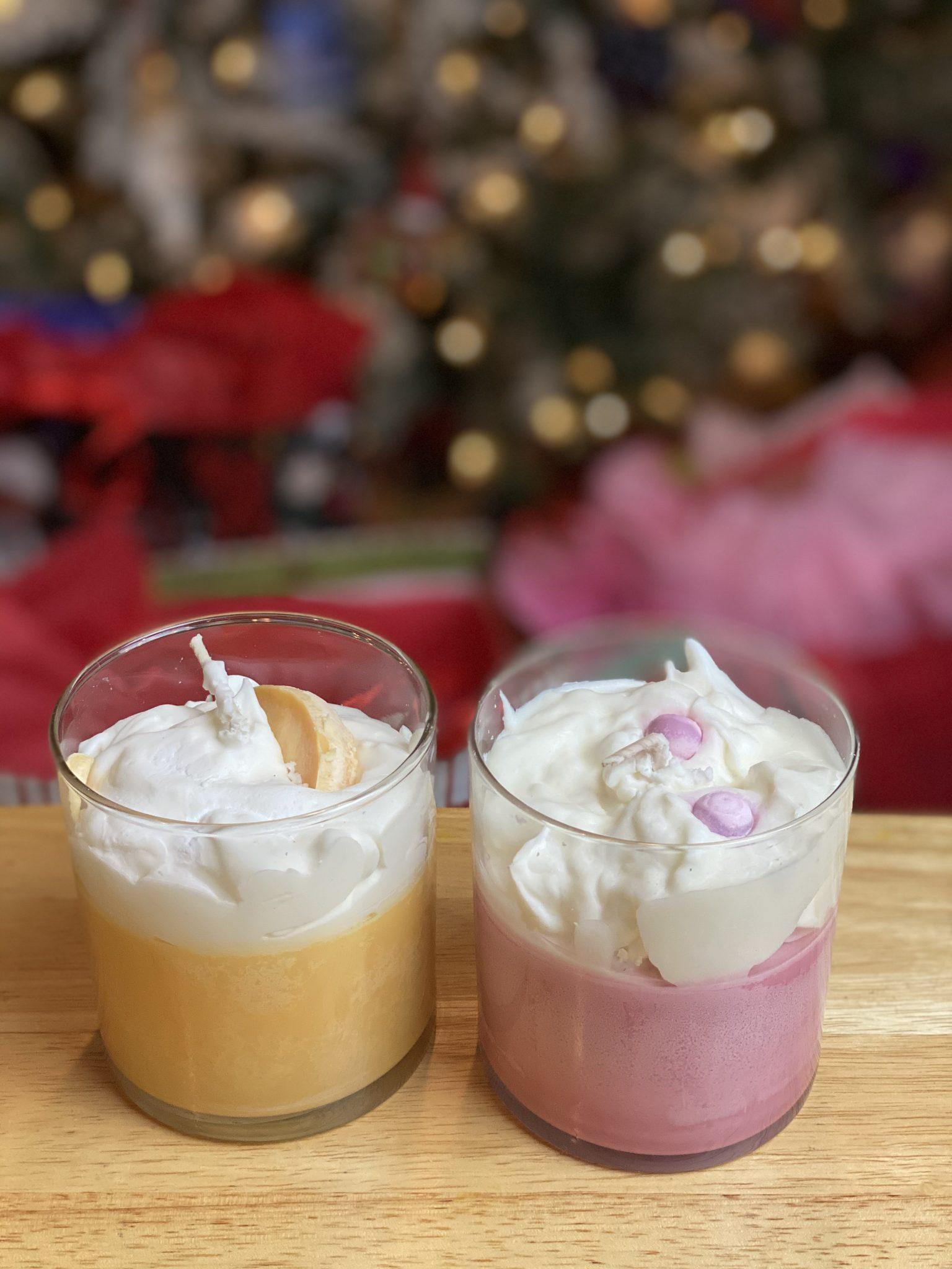 Dessert Candles