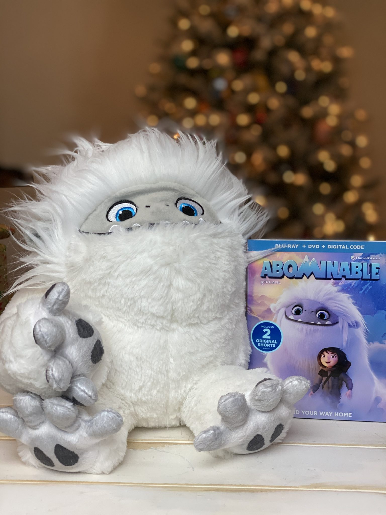 Abominable Movie and Plush