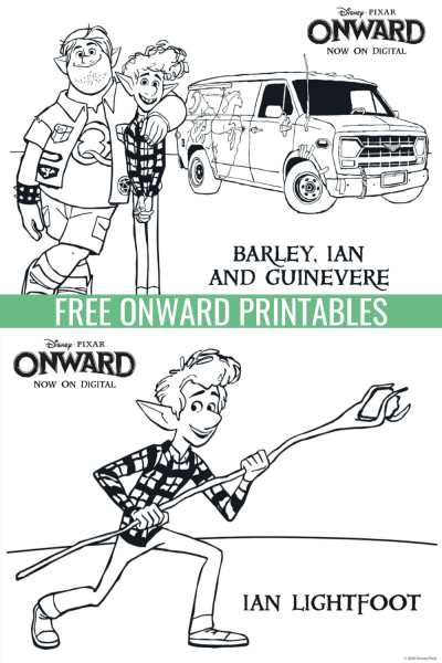 Onward Printables