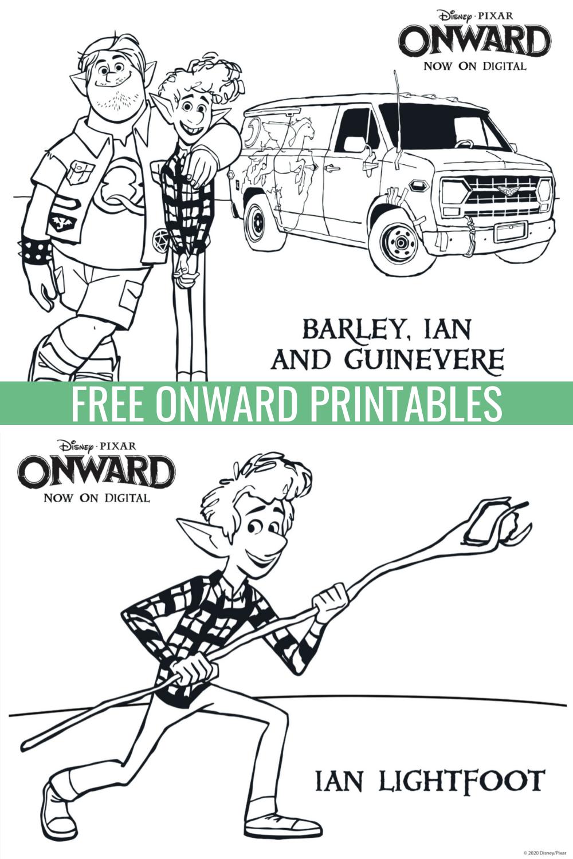 Onward Printables