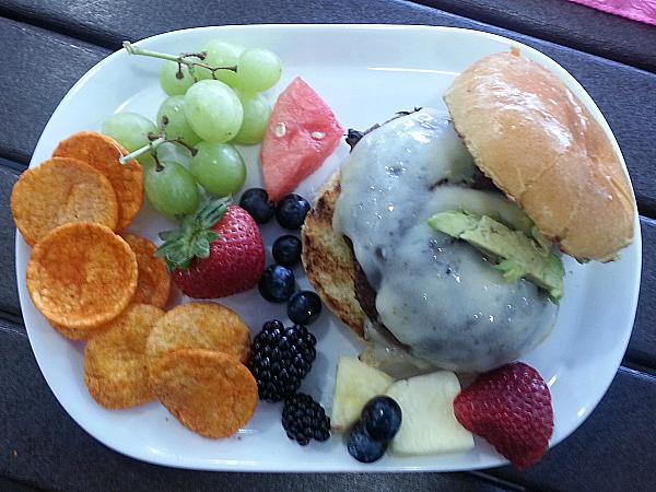 How to Grill a Perfect Portobello Mushroom Burger