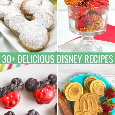 Bring the Disney Magic Home: Easy Disney Recipes to Try