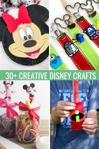 Easy Disney Crafts
