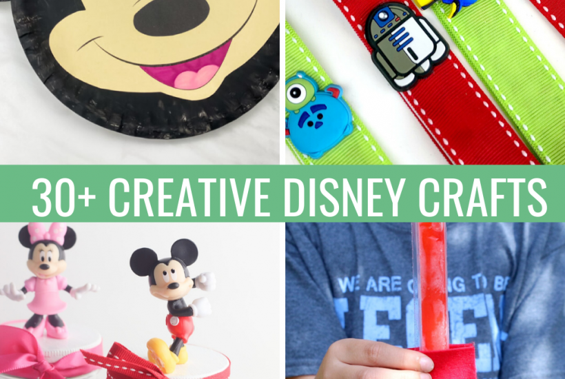 Easy Disney Crafts