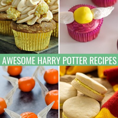 20+ Awesome Harry Potter Recipes: Butterbeer and More!