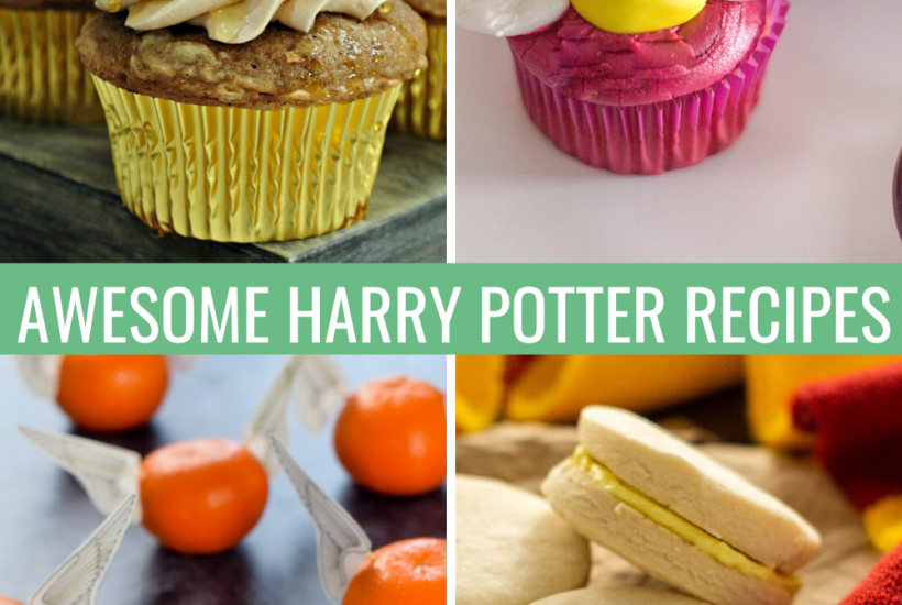 Harry Potter Recipes