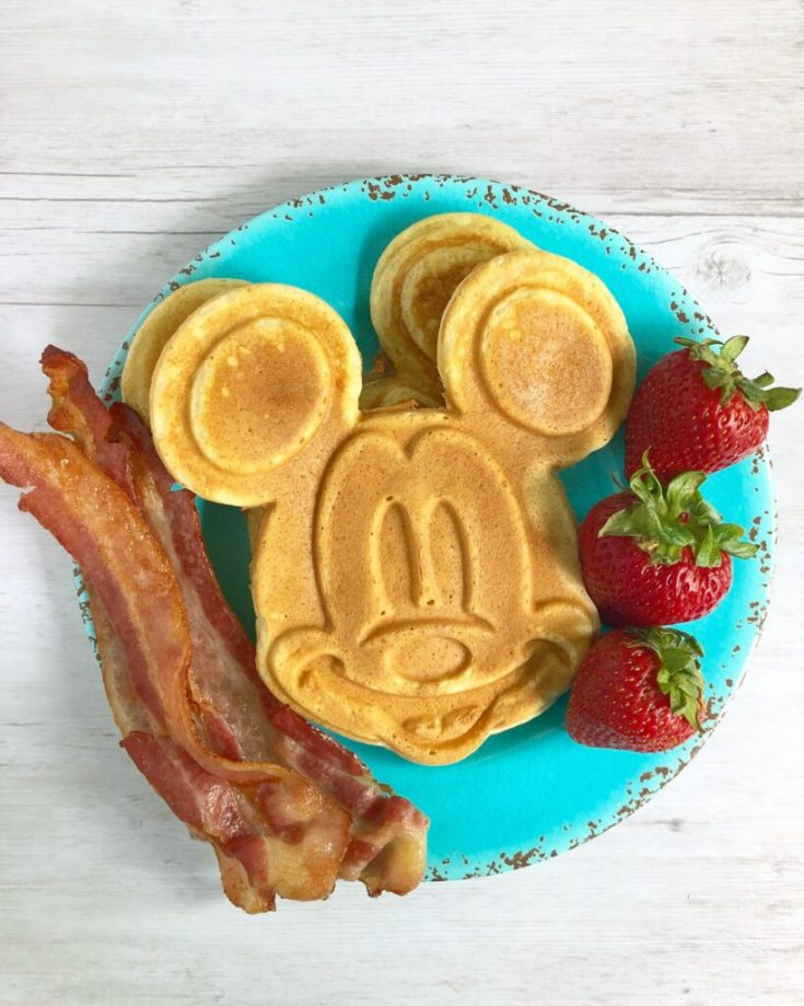 Mickey Waffles: How to Make Them at Home!