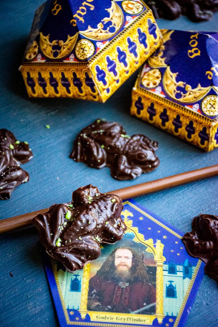 Lupins Chocolate Frogs