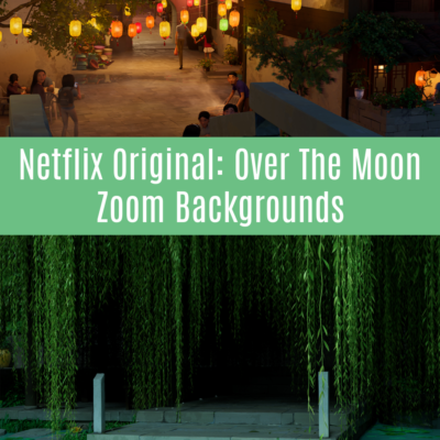 Netflix Original Over The Moon Zoom Backgrounds