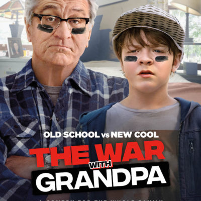 The War With Grandpa – The Family Laughter We Needed